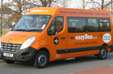 EasyBus UK launches bus link between Heathrow airport and Central London