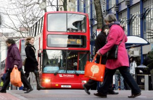 Rail and tube strikes ahead: the coach as alternative mode of transport