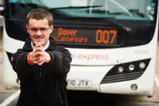 Bond, James Bond: The National Express 007-service is more popular than ever