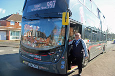 More Comfort, Less Pollution: National Express Adds New State-of-the-Art Platinum Buses
