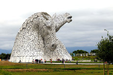 The Helix/The Kelpies