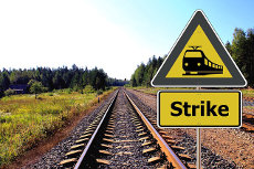 Five Companies Face Walk-Outs on the Same Day as Rail Strikes Continue Through November