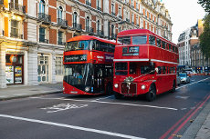 What is bus bunching?