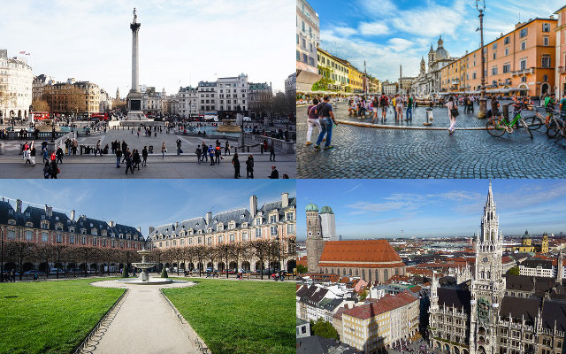 Europe's Most Beautiful Squares - Part 2