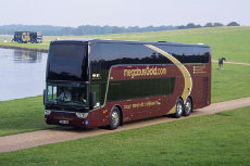 megabus discontinues luxury sleepercoach service