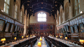 Oxford - Dine in the Great Hall