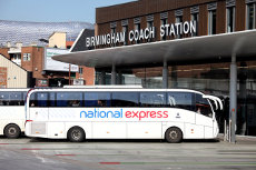 National Express Unveils New Caetano Levante III Model
