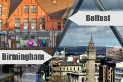 Best CheckMyBus Connection of March: Birmingham and Belfast