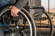 Passengers in Wheelchairs Are Assured Access to Buses