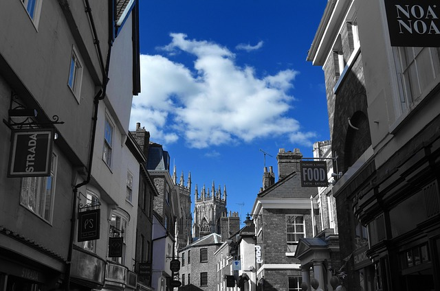 Take a Stroll Through the Ages in the City of York