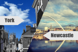 Best Coach Connection of May: Newcastle upon Tyne to York