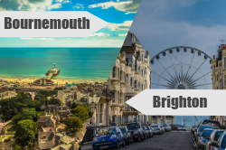 Best Coach Connection of July: Bournemouth to Brighton