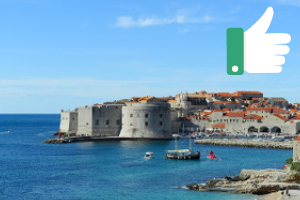 Cheap: Dubrovnik