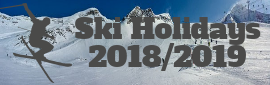 Ski Holiday by Coach 2018/2019