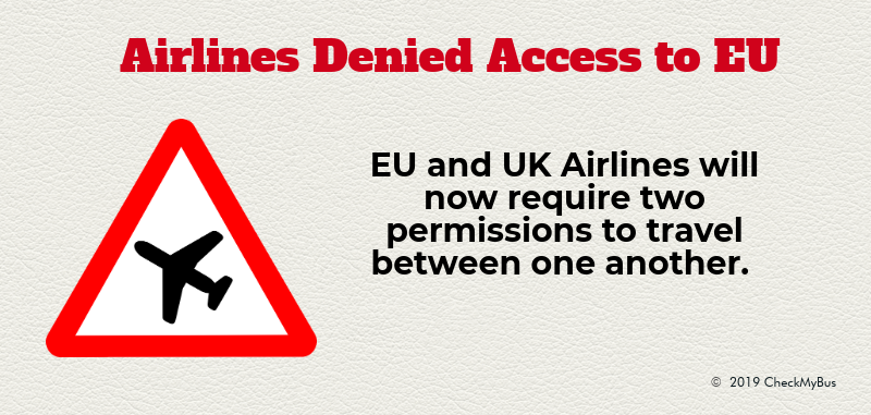 Airlines Could be Denied Access to the EU