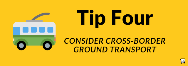4. Doublecheck Cross-Border Ground Transport